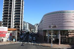 写真:佐東町の風景